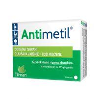 Antimetil tablete 15x50mg