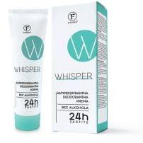 Whisper Deo krema protiv znojenja 50 ml