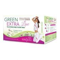 Kirkolina® GreenExtraLine – čaj za regulisanje telesne mase - aromatizovana mešavina biljnog čaja - dodatak ishrani