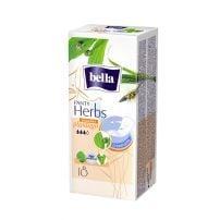 Bella Herbs sensitive plantago dnevni ulošci 18 komada
