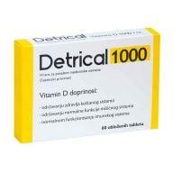 Detrical 1000 tablete 60 komada