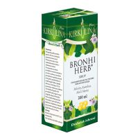 Kirkolina® - BronhiHerb sirup - povoljno deluje na tegobe kod suvog kašlja