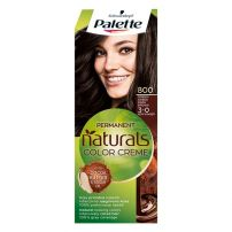 Palette Permanent Natural Colors boja za kosu 800 Dark Brown