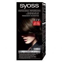 Syoss boja za kosu 4-1 Middle brown