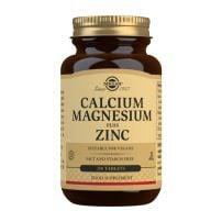 Solgar ca+mg+zn tablete A 100