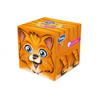 Zewa 3D box ZOO maramice za lice (2sloja)