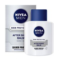 NIVEA MEN Silver Protect balsam za posle brijanja 100ml