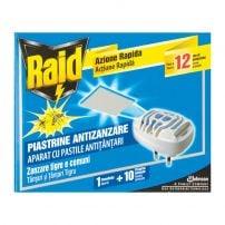 Raid-električni aparat sa tabletama protiv komaraca