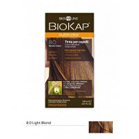 Biokap farba za kosu 8.0 Light Blond