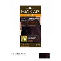 Biokap farba za kosu 4.06 Coffee Brown