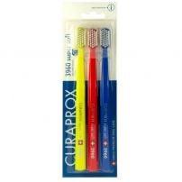 Curaprox CS 3960/3 supersoft četkica za zube 2+1