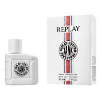 Replay Tank Custom For Woman edt 30ml