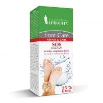Afrodita Foot Care sos balzam za noge 50 ml