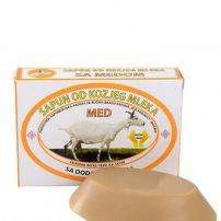 Eco sapun od kozijeg mleka sa dodatkom meda 75 gr