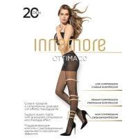 Innamore Ottima 20 Nero 3 čarape