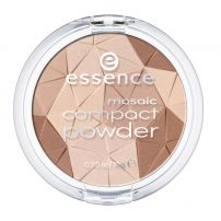 Essence Mosaic compact powder 01 puder u kamenu