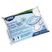 Top Ten Hygi papirnata higijenska pokrivka za dasku toaleta 10 komada