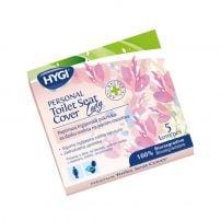 Top Ten Hygi Lady papirnata higijenska pokrivka za dasku toaleta 5 komada