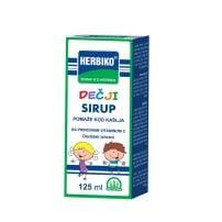 Herbiko dečji sirup za kašalj 125 ml