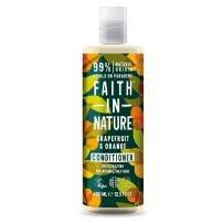 FAITH IN NATURE Regenerator za kosu grejprfut i pomorandža 400ML