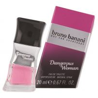 Bruno Banani Dangerous Women ženski parfem EDT 20ml