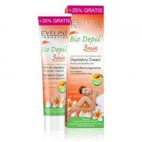 Eveline Bio Depil krema za depilaciju - 3 minuta – sa mangom