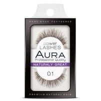 Aura veštačke trepavice 01 Naturaly great