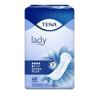 Tena lady Extra Plus Extra ulošci za inkontinenciju 8 kom