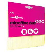 Home&Family mikrofiber krpa za čišćenje 32x32 cm 1 komad