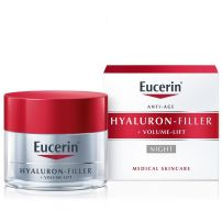 Eucerin Hyaluron-Filler + Volume-Lift Noćna krema 50ml