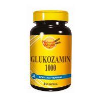 Natural Wealth Glukozamin 1000 mg 30 kapsula