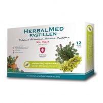 Simply You HerbalMed pastile sa ekstraktom islandskog lišaja i majčine dušice,12 pastila, 27,7g