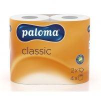 Paloma beli dvoslojni toaletni papir 4 komada