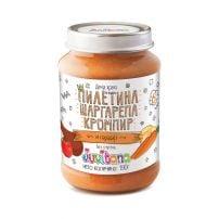 Juvitana kašica piletina,krompir,mrkva i paradajz 190g