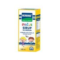 Herbiko® dečji sirup sa medom 125ml