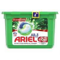 Ariel all in 1 Pods plus oxi kapsule za pranje veša 13 komada