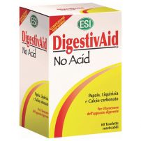 BGB Digestivaid NO acid 60 oribleta