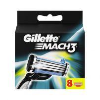 Gillette Mach 3 dopuna uložak za brijač 8 komada