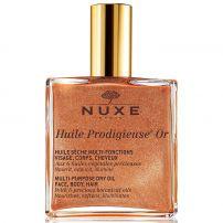 Nuxe Prodigieux čarobno suvo ulje za telo sa zlatnim sjajem 100 ml