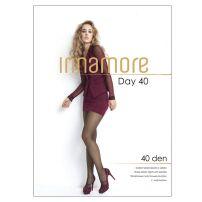 Innamore Day 40, Nero 3 ženske čarape