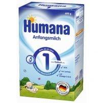 Humana 1 mleko 600 gr