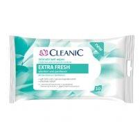 Cleanic Fresh vlažne maramice za intimu 10 komada