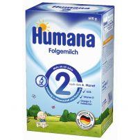 Humana 2 mleko 600 gr