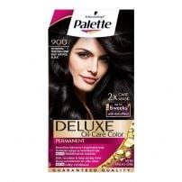 Palette Deluxe boja za kosu 900 Deep Natural Black