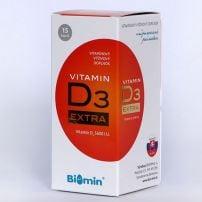 Vitamin D3 extra 5600IU cps A15