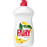 Fairy Lemon tečnost za pranje posuđa 450 ml
