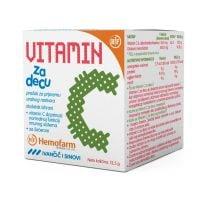 Superrastvorljivi Vitamin C za decu 25 kesica
