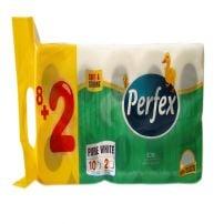 Boni Perfex toalet papir dvoslojni 8 komada