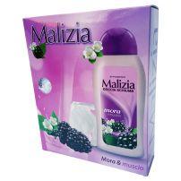 Malizia Set 300 ml Mora Mushio+ pufna