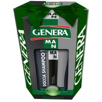 Genera regenerante muški poklon set (2u1 gel za tuširanje)